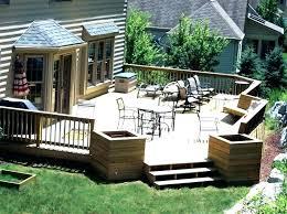 patio deck decorating ideas. Deck Decor Traditional Patio Decorating Ideas