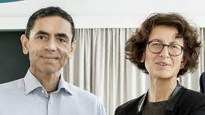 Köln Üniversitesi'nden Özlem Türeci ve Uğur Şahin'e 'fahri doktora' unvanı  - 18.09.2021, Sputnik Türkiye