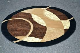 6 ft round rug. 6 Foot Round Rug Rugs Bedroom Braided 8 Contemporary All Design Intended For 5 Ft Area