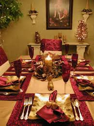 formal dining room christmas decorating ideas. 20 christmas table setting design ideas formal dining room decorating r
