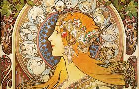 Art Nouveau Desktop Wallpapers ...