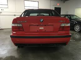 Coupe Series bmw m3 dinan : 1997 BMW E36 M3 Sedan for Sale in Hellrot Red and with Dinan Parts