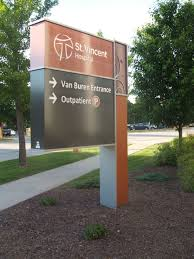 Exterior Signage  Landmark Architectural Signs - Exterior sign lighting