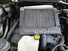 Buy Toyota Diesel Car Complete Engines with 4 Cylinders | eBay