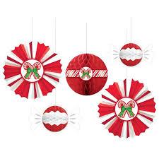 Amscan <b>Christmas</b> Candy Cane <b>Paper Decorating Kit</b> | Wayfair