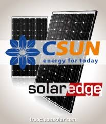 kw solar kit csun mono black frame solaredge inverter 11kw solar kit csun280 mono solaredge inverter optimizer roof mount
