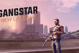Gangstar New Orleans | ВКонтакте
