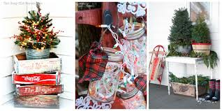 handmade outdoor christmas decorations. 31 photos of outdoor christmas decorations ideas handmade l