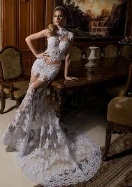 sexy corset mermaid wedding dresses naf dresses