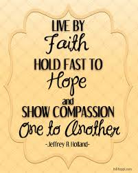 Lds Quotes On Faith Magnificent Lds Quotes On Faith And Hope Quotes