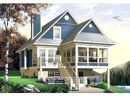 new sloping lot house plans for sloping lot home plans 88 sloping lot mountain house plans