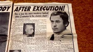 electric chair ted bundy. serial killer ted bundy after electric chair execution autopsy youtube