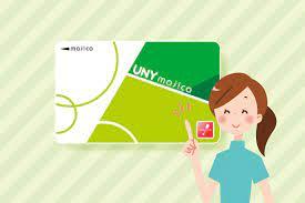ユニー マジカ カード