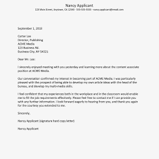 Job Interview Request Letter Sample Job Interview Thank You Letter