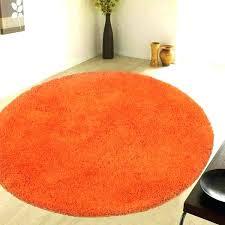 round orange area rugs orange area rug orange round area rugs area rugs astounding burnt orange