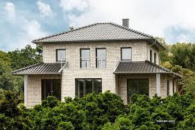 Röben Klinker Bricks Einfamilienhaus Klinker Wiesmoor Hellgrau
