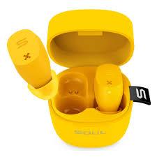 Беспроводные <b>наушники Soul</b> Electronics <b>ST</b>-<b>XX</b>, желтый ...