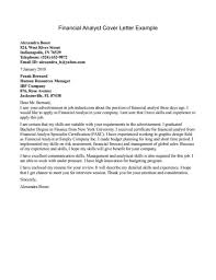 Unique Data Analyst Cover Letter Sample In Data Analyst Cover Data