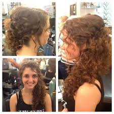 Prom Hairstyles For Naturally Curly Hair Women Medium Haircut For Wedding Styles For Naturally Curly Hair