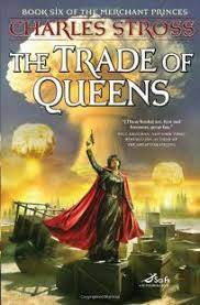 Amazon Rhesus Chart Fiction Book Review Trade Of Queens By Charles Stross