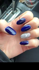 Navy Blue Nail Designs For Prom 27 Fact About Navy Blue Nails Prom Acrylic 68 Homesbyte Com
