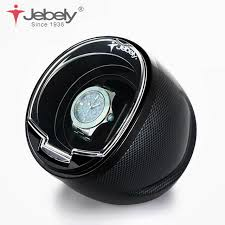 Online Shop Jebely Black Single <b>Watch Winder</b> for <b>automatic</b> ...
