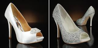 glass wedding shoes. wedloft glass wedding shoes p