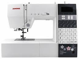 <b>Швейная машина Janome Decor</b> Computer 7060 — купить по ...