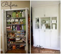 diy custom pantry makeover by thediyvillage com