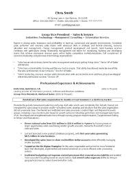 Vp Sales Resume Professional Sales Proposal Awesome Sales Resume Of
