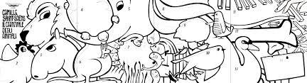 Voglio Una Mela Blu Carnevale Degli Animali Da Stampare E Colorare