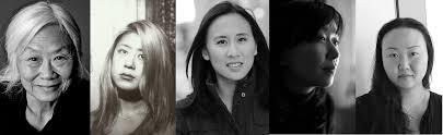 An asian woman writers