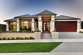 Beautiful One Story Exterior House Design Dream Modern Homes And