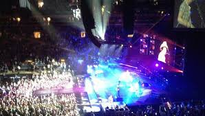 concerts at madison square garden. msg concert section 212 row 4 concerts at madison square garden s