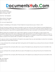 Pay Rise Letter To Employee