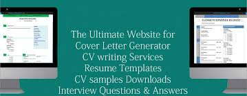 Professional Writing And Design Services - Cover Letter Generator