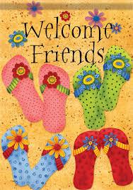 garden house flags. Garden Decorative Flags Design Ideas Astounding Welcome Friends Seasonal And Flip Flop House