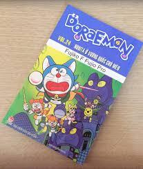 Sách ] Doraemon Tập 24: Nobita Ở Vương Quốc Chó Mèo (Tái Bản 2019)