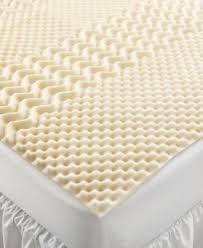 foam mattress pad. 5 Zone Memory Foam Twin XL Mattress Topper Pad S