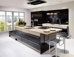 Black High Gloss Kitchen Doors Kitchen Collections Evoke German Kitchens