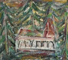 Waldkapelle by Walter Arnold Steffen on artnet