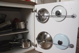 kitchen storage solutions using the inside of kitchen cupboard doors ikea s for the kitchen
