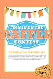 Raffle Ticket Poster Template Raffle Free Poster Templates Pinterest Templates Poster And