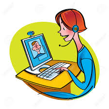 Online Clipart Online Chat Clipart