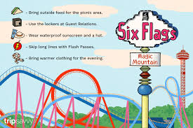 six flags food six flags magic mountain things you need to know