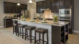 Gourmet Kitchen New Home Floorplan Cocoa Fl Drexel In Adamson Creek Maronda Homes