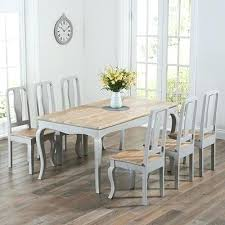 distressed grey dining table distressed dining room chairs nice on other pertaining to grey painted table