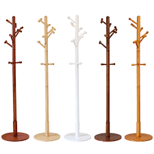 Hat And Coat Rack Tree Impressive Beautiful Wooden Coat Rack 32 Modern Luxury Hall Tree Wood Stand