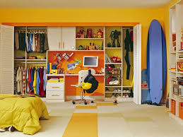 Living Room Closet Ideas Unique Kids' Closet Ideas HGTV