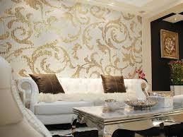 3D waterfalls water wallpaper custom hd beautiful lotus wallpapers for living  room sticker non-woven